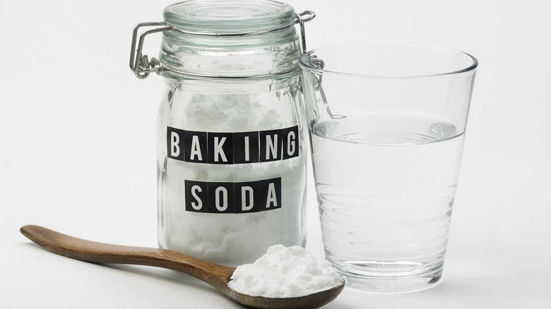 tẩy da chết bằng baking soda