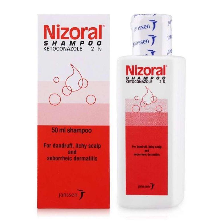 Chứa hoạt chất Ketoconazole chuyên trị nấm và vi nấm