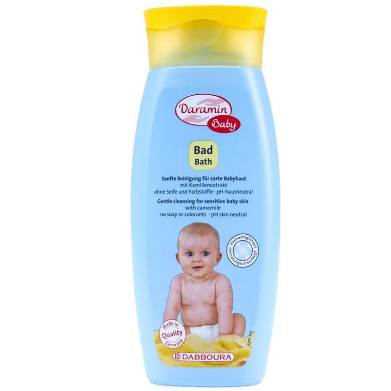 Dầu gội giúp mọc tóc nhanh cho bé có hương dưa hấu dễ thương