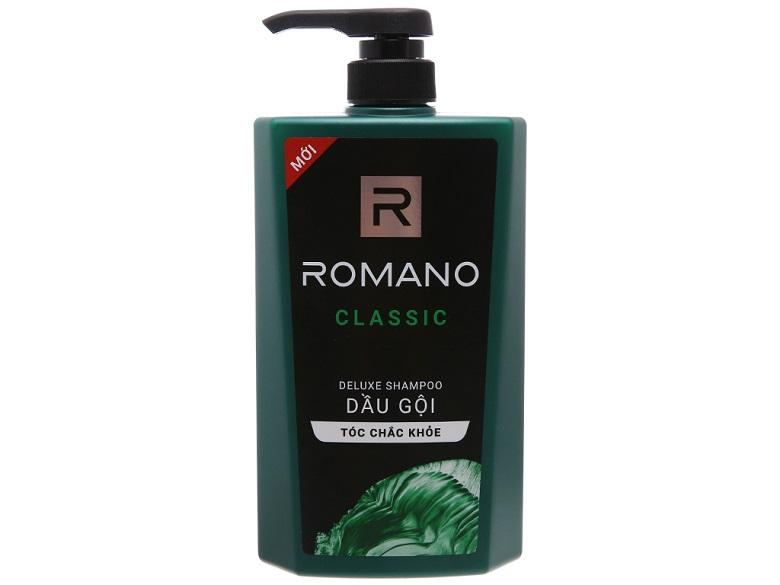 Dầu gội đầu mượt tóc cho nam với thành phần vitamin B5 và mùi hương đầy tinh tế