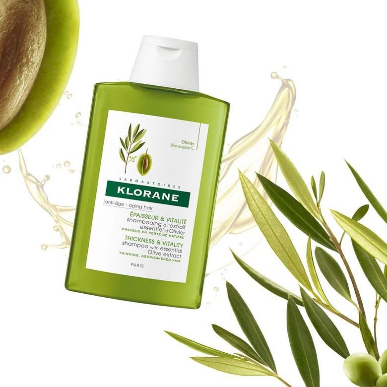 Dầu gội có chiết xuất từ rễ cây tầm gai và hàng loạt các vitamin thiết yếu cho tóc
