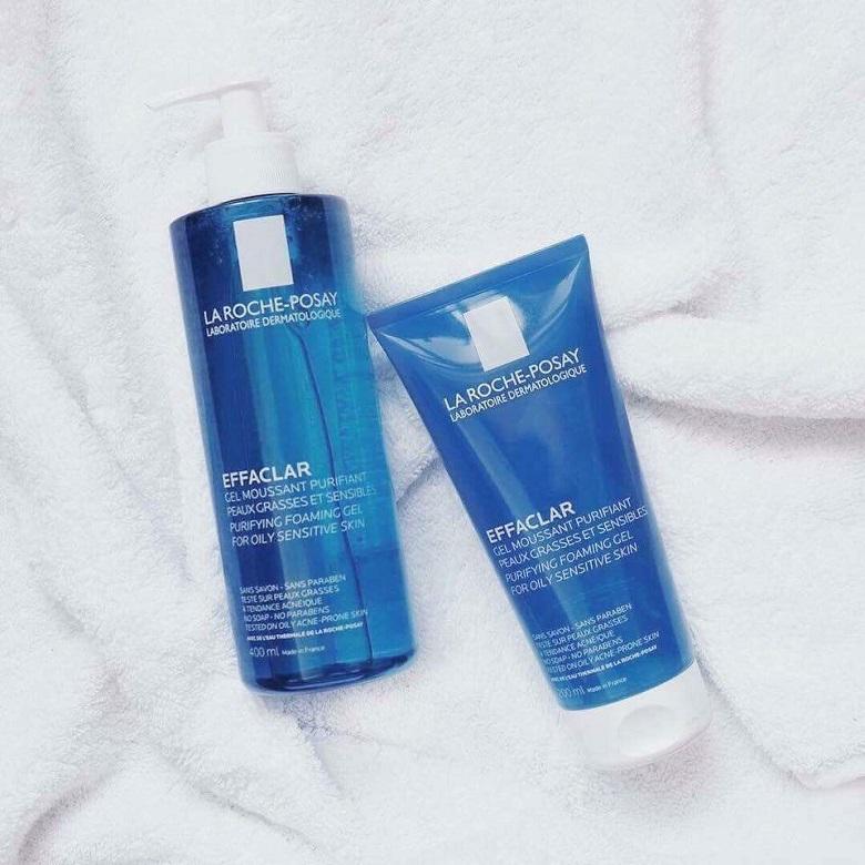 Không chỉ làm sạch da dịu nhẹ mà còn giúp kháng khuẩn, ngừa mụn cho da