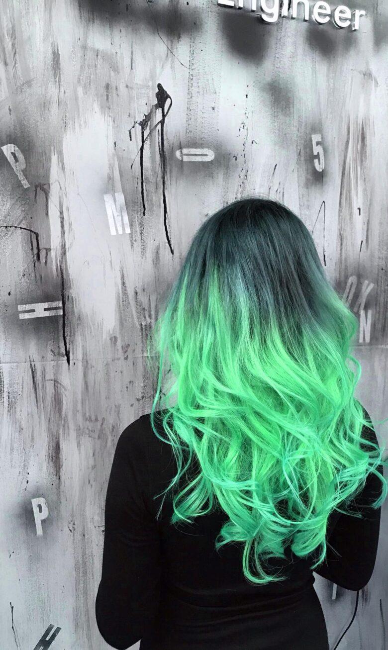 Màu tóc giúp thăng hạng ngoại hình cho phái đẹp